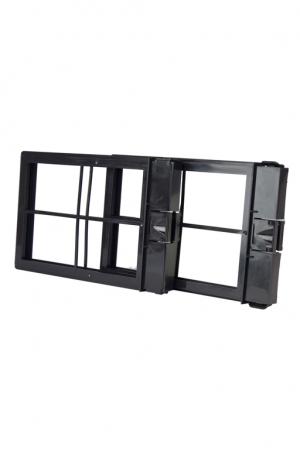 Zestaw plastikowych ramek do filtrów P 150 / P 200 (bez filtrów)
