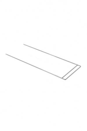 Ramka metalowa mocująca do filtrów z włókniny/1szt.