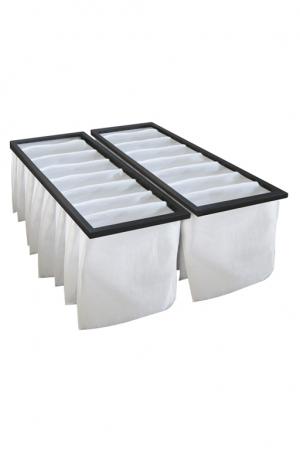 Filtry kieszeniowe do RIS/RIRS 700. Klasa filtracyjna wstępna M5/2szt.