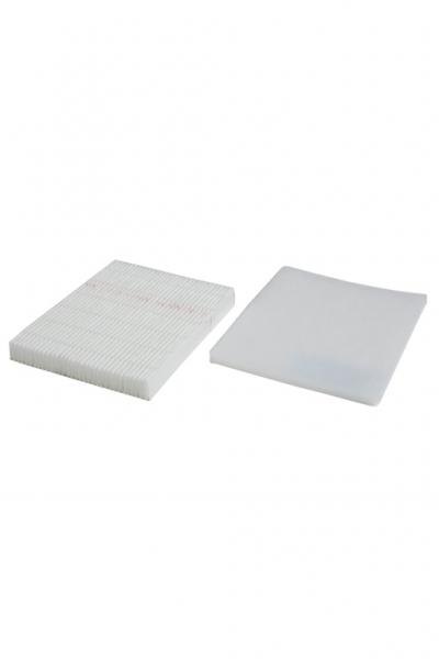 Filtry do rekuperatorów DRAFTON P 150 oraz P 200. Klasa filtracyjna średnia G4/dokładna F7 (2 szt. IC 60%/PM1).