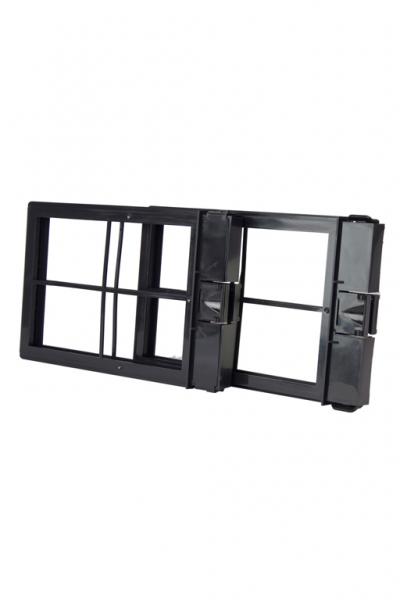 Zestaw plastikowych ramek do filtrów do rekuperatorów DRAFTON P 150 oraz P 200 (bez filtrów)/2 szt.