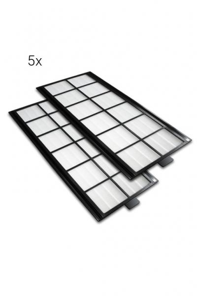5 kpl. filtrów sztywnych do AERIS. Klasa filtracyjna średnia G4/2szt.